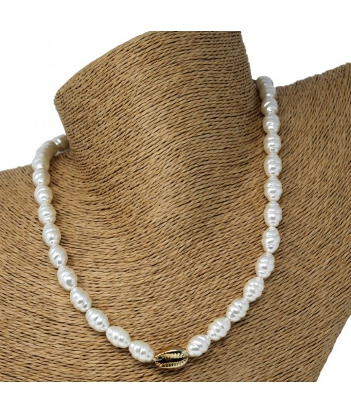 Neckless - Shell Pearl